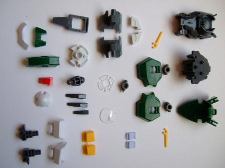 body-unit parts